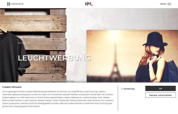 Vorschau von www.kml-kramer.de, KML-Kramer GmbH