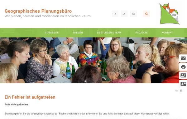 Vorschau von www.dorfplanerin.de, Dorfmoderation im Rahmen der Dorferneuerung in Hattgenstein
