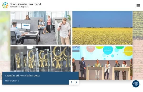 Vorschau von www.rwgv.de, Rheinisch-Westfälischer Genossenschaftsverband e.V. (RWGV)