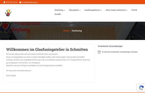 Vorschau von www.freefusing.ch, Freefusing