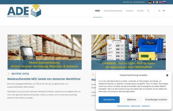 Vorschau von www.anke-daude-electronic.de, Anke Daude Electronic, Anke Daude-Nick