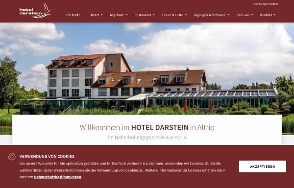 Vorschau von www.hotel-darstein.de, Hotel Darstein