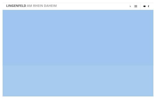 Vorschau von www.lingenfeld.de, Ortsgemeinde Lingenfeld