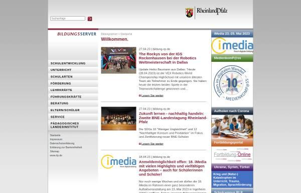 Vorschau von www.rgs-lingenfeld-lustadt.bildung-rp.de, Regionale Schule Lingenfeld/Lustadt