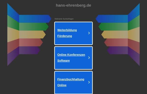 Vorschau von www.hans-ehrenberg.de, Hans Ehrenberg Gesellschaft