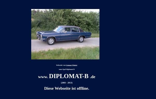 Vorschau von www.diplomat-b.de, Diplomat B