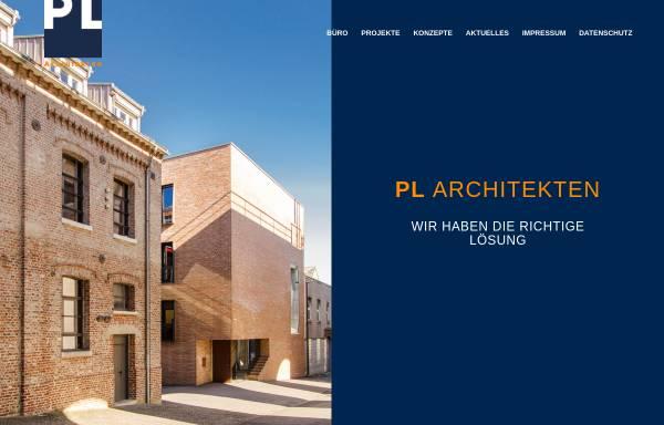 Vorschau von www.planungsbuerolangen.de, Langen, Wolfgang Architekt Dipl. Ing.