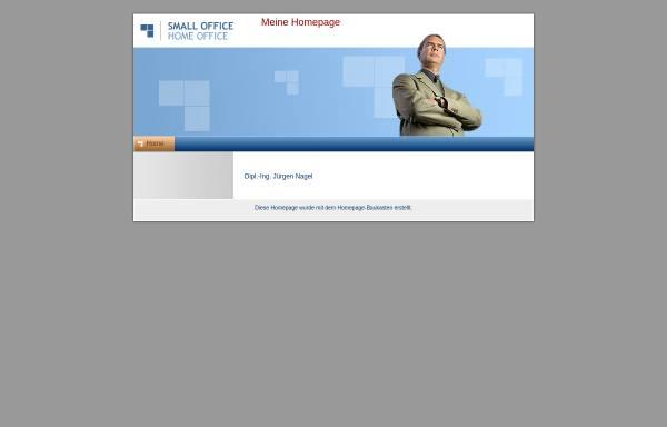Vorschau von www.juergen-nagel.de, Nagel, Jürgen