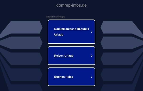 Vorschau von www.domrep-infos.de, DomRep-Infos.de