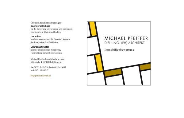 Vorschau von www.grund-und-wert.de, Pfeiffer, Michael