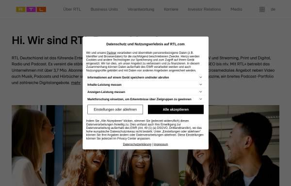 Vorschau von www.guj.de, Gruner + Jahr AG & Co