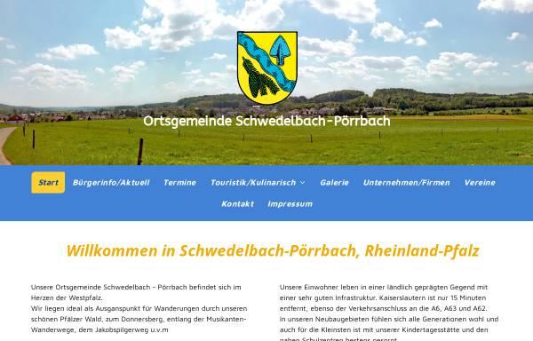 Vorschau von schwedelbach.de, Gemeinde Schwedelbach