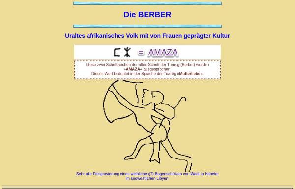 Vorschau von www.myrine.at, Die Berber