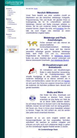 Vorschau der mobilen Webseite www.contentcharge.de, Contentcharge-Media Christian Lehmann