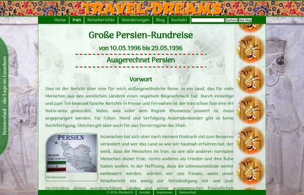 Vorschau von www.gmmb.de, Rundreise durch Persien [Michael Bernhard]