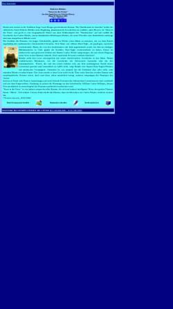Vorschau der mobilen Webseite www.fragmentum.de, Roberto Bolano: Stern in der Ferne