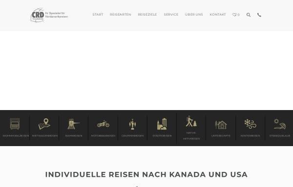Vorschau von www.crd.de, CRD International GmbH