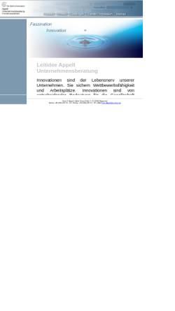 Vorschau der mobilen Webseite www.appelt-unternehmensberatung.de, Appelt Unternehmensberatung Inh. Horst G. Appelt