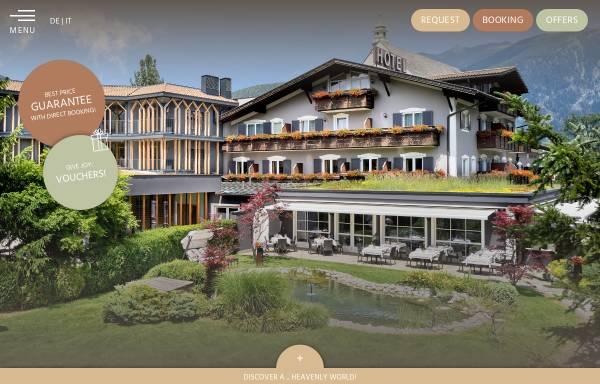 Vorschau von www.zum-engel.it, Hotel Zum Engel