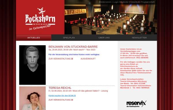 Vorschau von www.bockshorn.de, Bockshorn