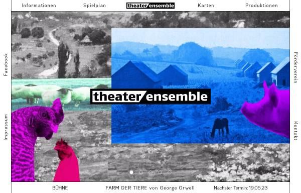 Vorschau von www.theater-ensemble.net, Theater Ensemble Würzburg