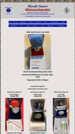 Münzenversand Hardelt Gbr Münzen Zahlungsmittel Und Wertpapiere