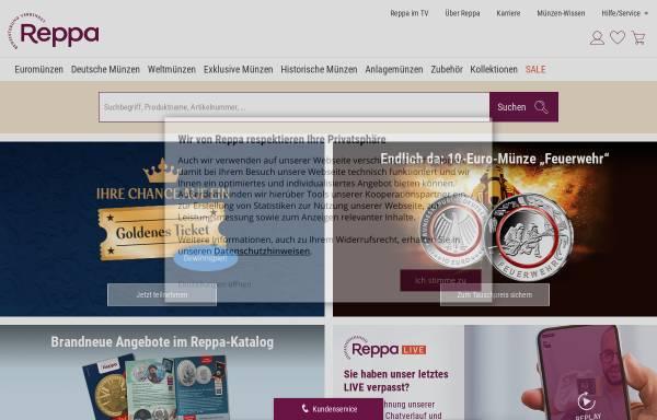Vorschau von www.reppa.de, Reppa GmbH