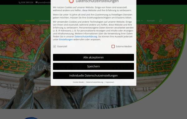 Vorschau von www.mickler.de, Homöopathie - Überblick und Einführung