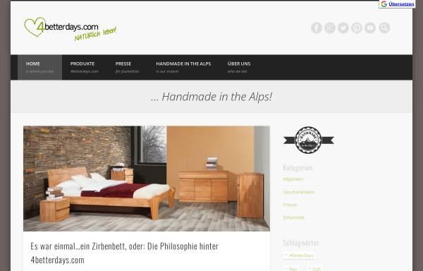 Vorschau von www.bewusst.cc, Stepina Wurstvertriebs GmbH
