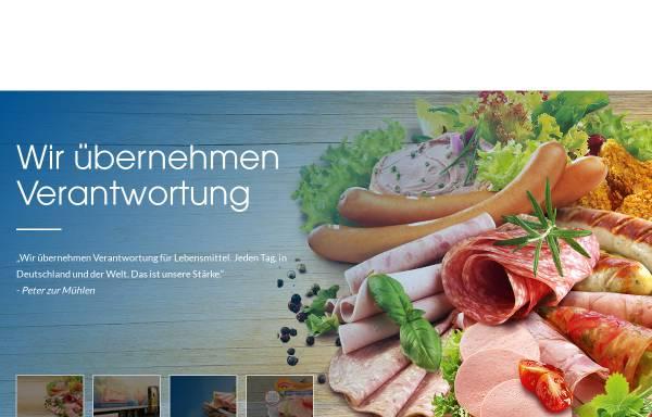 Vorschau von www.naumburger.de, Wethauer u. Naumburger Fleischwaren GmbH & Co. KG