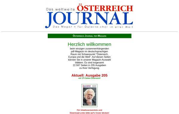 Vorschau von www.oe-journal.at, Österreich Journal