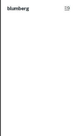 Vorschau der mobilen Webseite www.blumberg.at, Bluzmberg