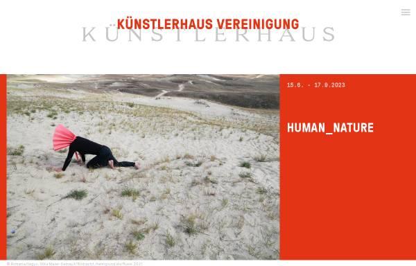Vorschau von www.kuenstlerhaus.at, Künstlerhaus Wien