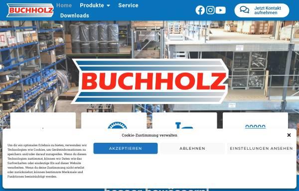 Vorschau von www.buchholz-pumpen.de, Buchholz Maschinen und Pumpen GmbH