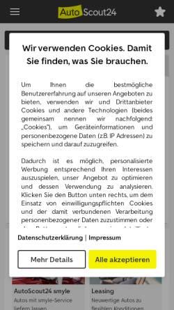 Autoscout24 Gmbh In München Verzeichnisse Und Portale Autos