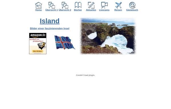 Vorschau von www.tanrai.de, Bilder einer faszinierenden Insel [Rainer Huber]