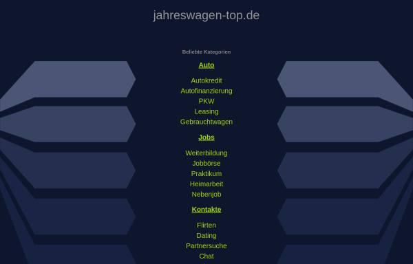 Vorschau von www.jahreswagen-top.de, Jahreswagen-Top, Johann Braun