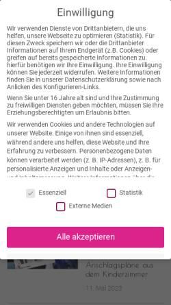 Vorschau der mobilen Webseite www.netz-gegen-nazis.de, Netz gegen Nazis