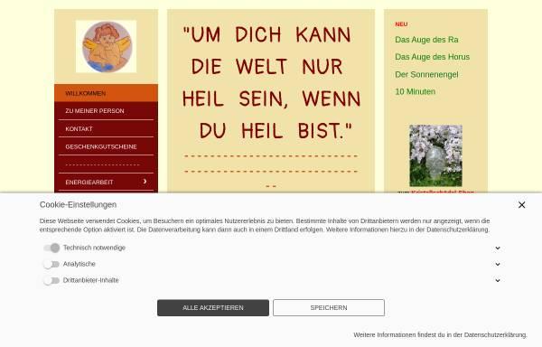 Vorschau von www.helaria.de, Nicole Maria Hermann