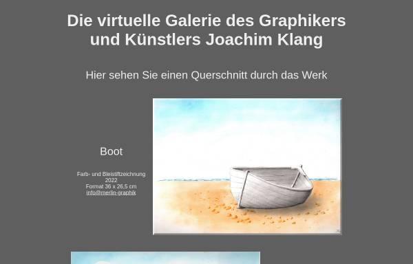 Vorschau von www.merlin-graphik.de, Klang, Joachim