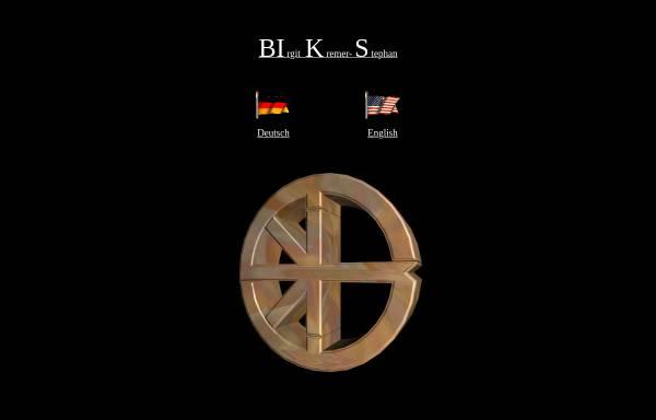 Vorschau von www.biks.org, Kremer-Stephen, Brigit
