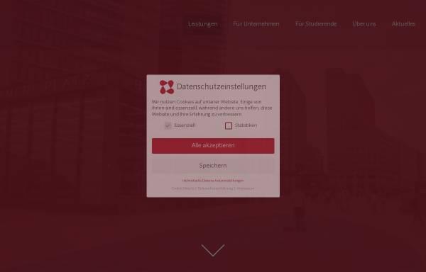 Vorschau von www.bcpro.de, Berliner Campus Projekt e.V.