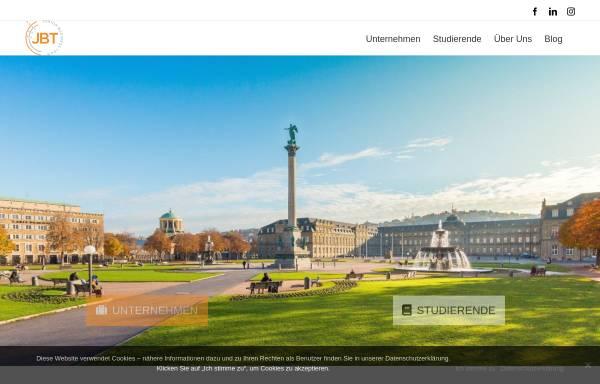Vorschau von www.studentische-beratung.de, Junior Business Team e.V.