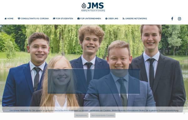 Vorschau von www.jms-augsburg.de, Junior Management Spektrum e.V.