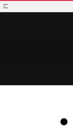 Vorschau der mobilen Webseite www.eintracht-frankfurt.de, Eintracht Frankfurt