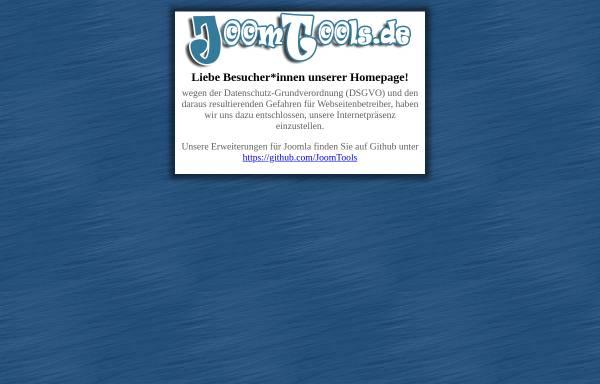 Vorschau von www.joomtools.de, JoomTools.de