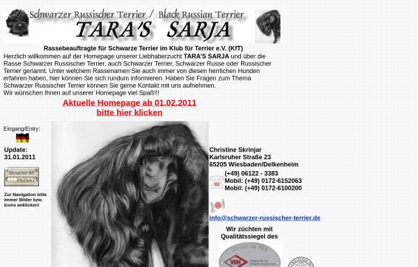 Vorschau von christine-skrinjar.de, Taras Sarja