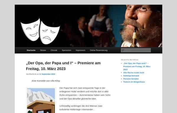 Vorschau von www.volksbuehne-ampass.at, Ampass, Volksbühne