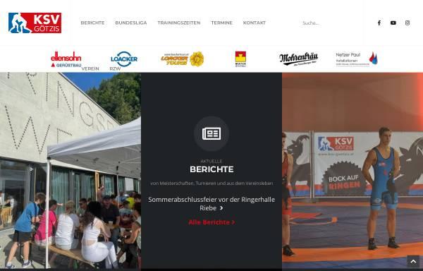 Vorschau von www.ksv-goetzis.at, Kraftsportverein Götzis