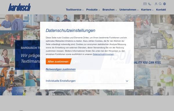 Vorschau von www.asfa.de, AS Bardusch GmbH